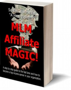 Darren Little, DarrenLittle.com, MLM Affiliate Magic, MLM Superhero, MLMSuperhero.com