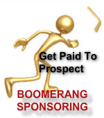Boomerang Sponsoring, Magnetic Sponsoring, Attraction Marketing, Law of Attraction, Law of Resonance,